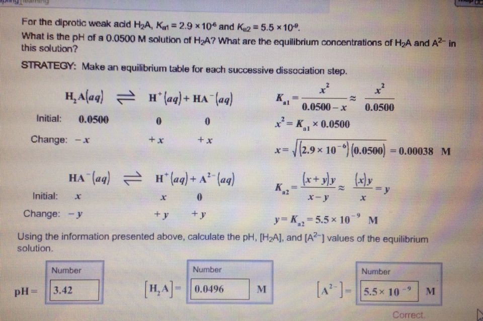 Ice Method Of Determining Concentration In Acid Base Reactions