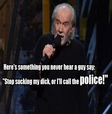#George Carlin