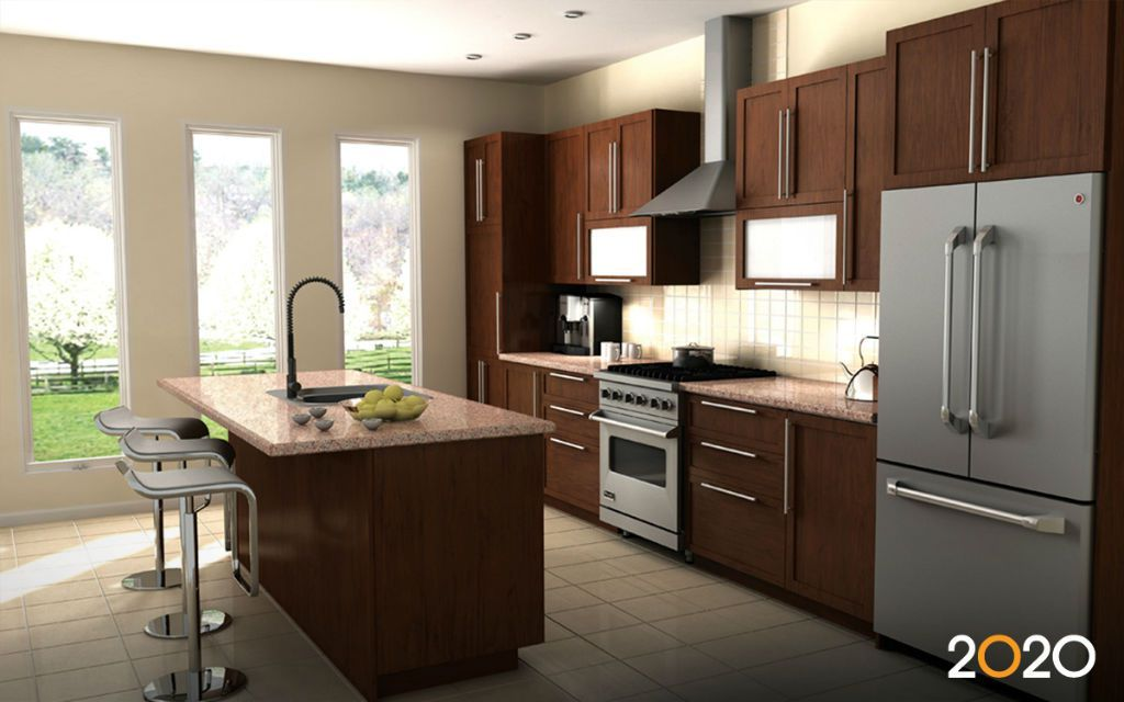 2020 Cabinet Kitchen Designs Gallery - Lighthouse Garage Doors