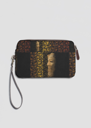 Statement Clutch - Monarch of Chicago clutch by VIDA VIDA YOMg2T