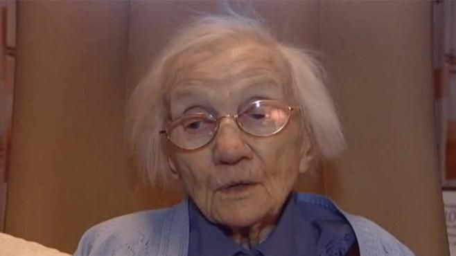 Jessie Gallan 109 years old: stay away from men and live longer