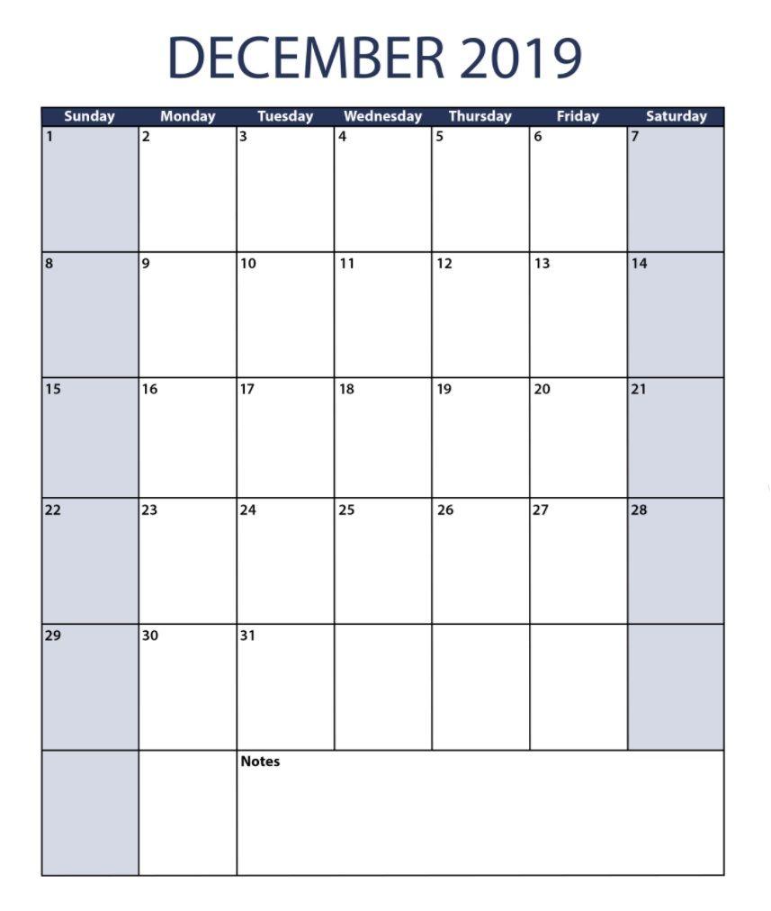 Vertical December 2019 Calendar December 2019 Vertical Calendar   Calendar 2018   2019 calendar