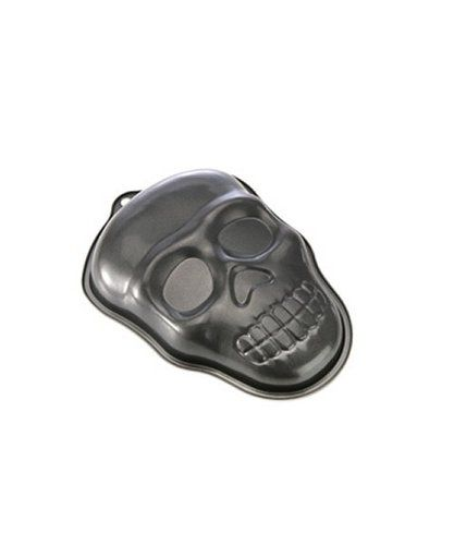 skull cake pans | Human body party | Pinterest