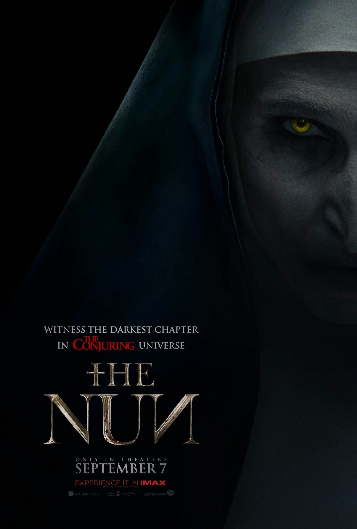 Nonton Streaming The Nun : nonton, streaming, Conjuring, Movies,, Movies, Online,, Online