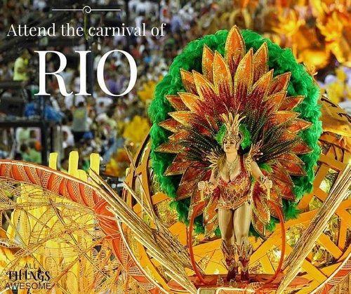 Carnaval de Rio de Janeiro, Brasil