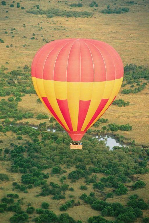 Masai mara & Serengeti Balloon Safaris