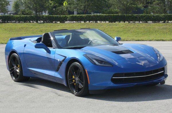 Chevrolet Corvette Stingray Rentals Luxury Car Rental Car