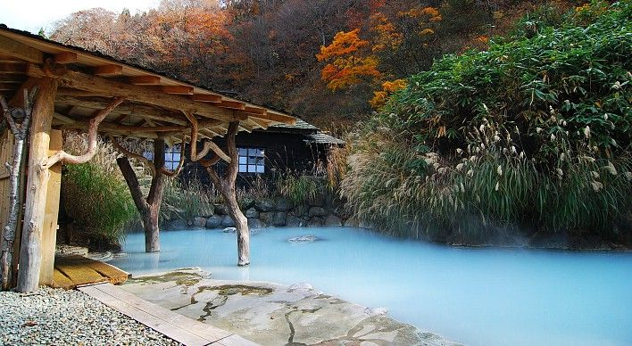 Japanese Wife Hot Spring