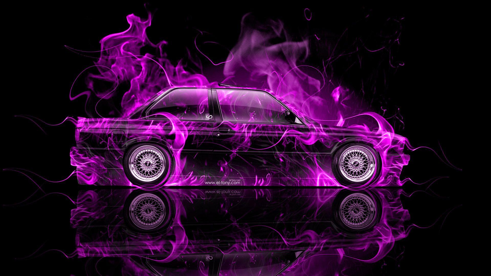 Bmw E Fire Car Staruptalent Com