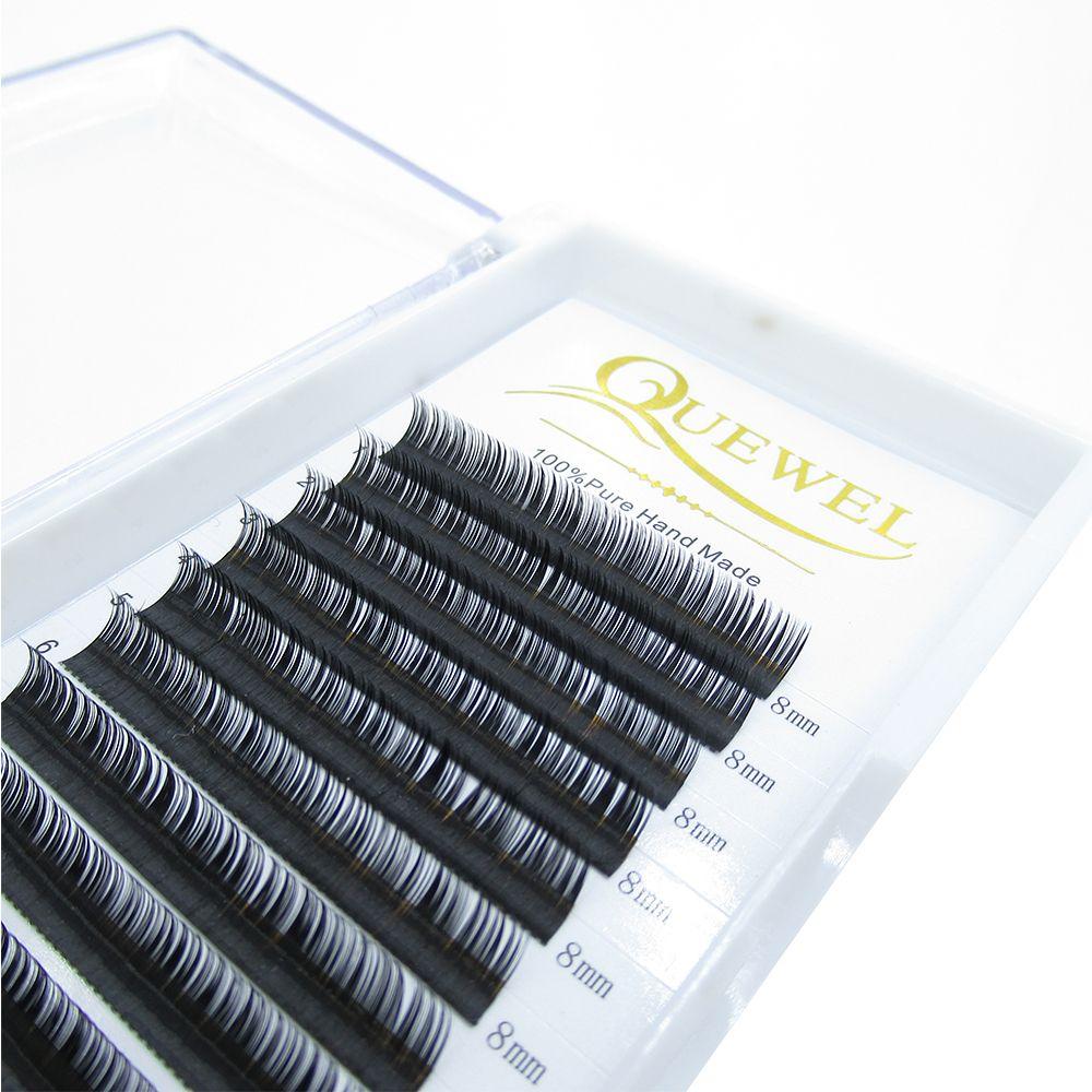 9077b52f4c5 Wholesale Korea Eyelash Extensions, J/B/C/D/CC/DD/L/L+ Curl Silk Eyelash  Extensions Private Label, Custom Logo Eyelash Extension