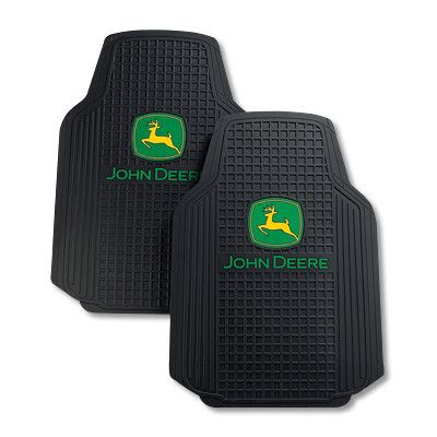 John Deere Trim To Fit Floor Mats Greentoys4u