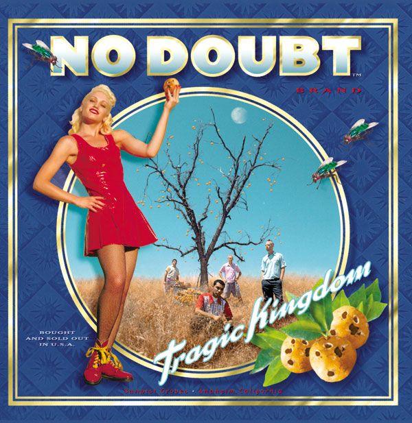 Photo of No Doubt, Tragic Kingdom (1995)