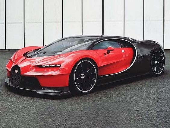 Good #New #Bugatti #Chiron #Car