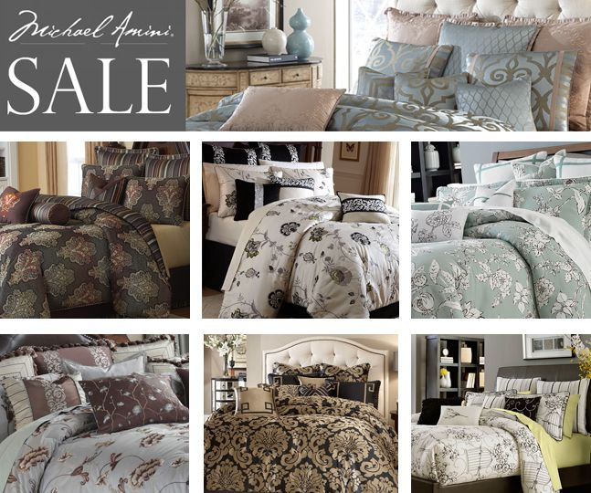Savings Up To 30 Off On Select Michael Amini Bedding Collections