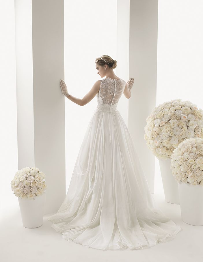 Two by Rosa Clara Wedding Dresses 2014 Bridal Collection | Rosa ...