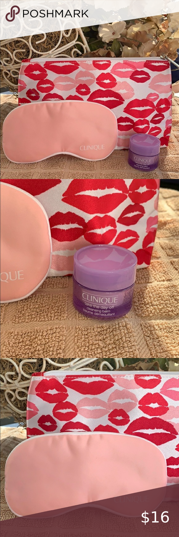 Clinique Take the day off w/bag 🌿🆕🌿 Clinique New Take The