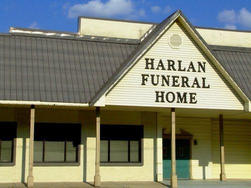 Harlan Kentucky Funeral Home