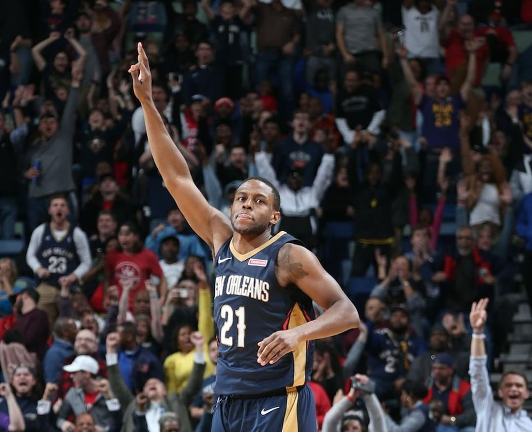 New Orleans Pelicans Roster Move The Pelicans Have Re Signed Forward Darius Miller Dmillerky Basketb New Orleans Pelicans New Orleans Pelican