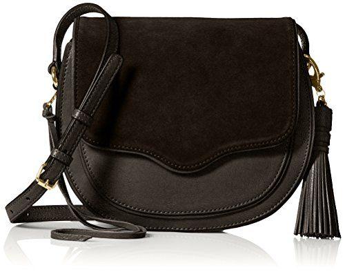 Rebecca Minkoff Large Suki Crossbody Handbag, Black