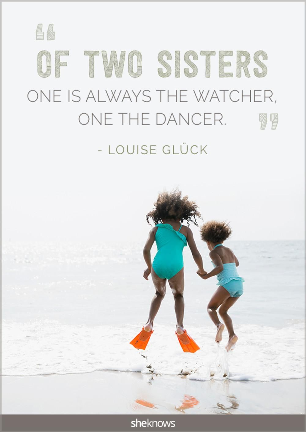 20 Sweet Quotes About Sisters Sister Quotes Sweet Quotes Big Sister Quotes