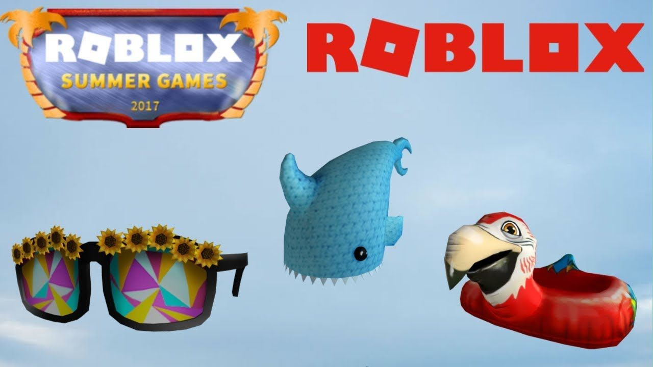 Roblox Event Items 2018 Leaked Leak Possible Summer Tournament Event Prizes Summer Tournaments Event