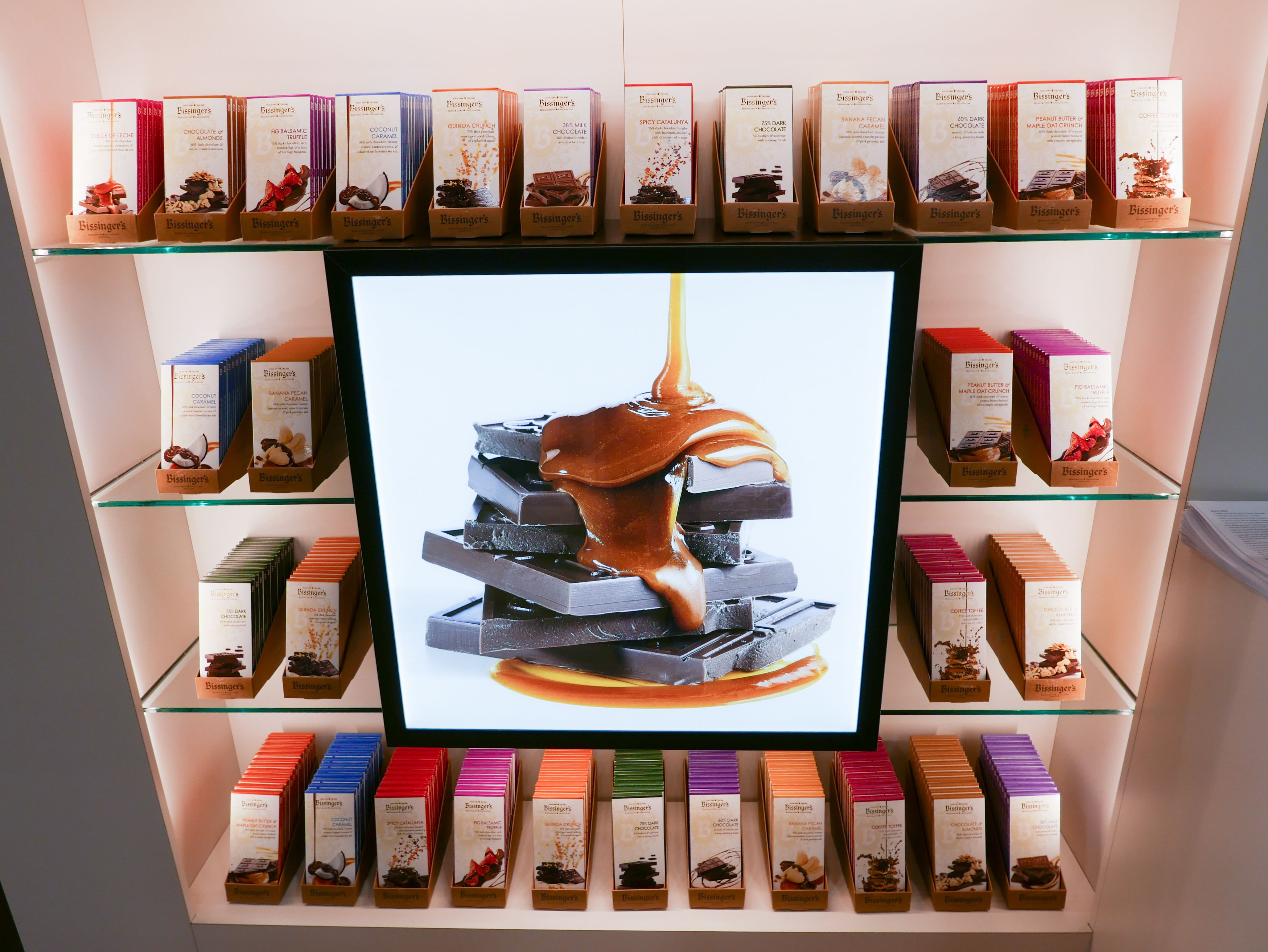 Simple Exhibition Stand Yet : Simple yet stunning product display in a tradeshow booth