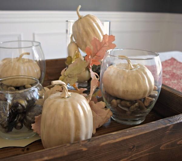 DIY Pottery Barn Pumpkin Filler Hack – Our Home Made Easy