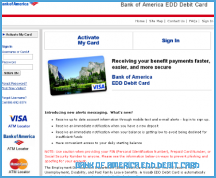 Seven Mind Blowing Reasons Why Bank Of America Edd Debit Card Is Using This Technique For Exposure Bank Of America Edd D Visa Card Bank Of America Debit Card