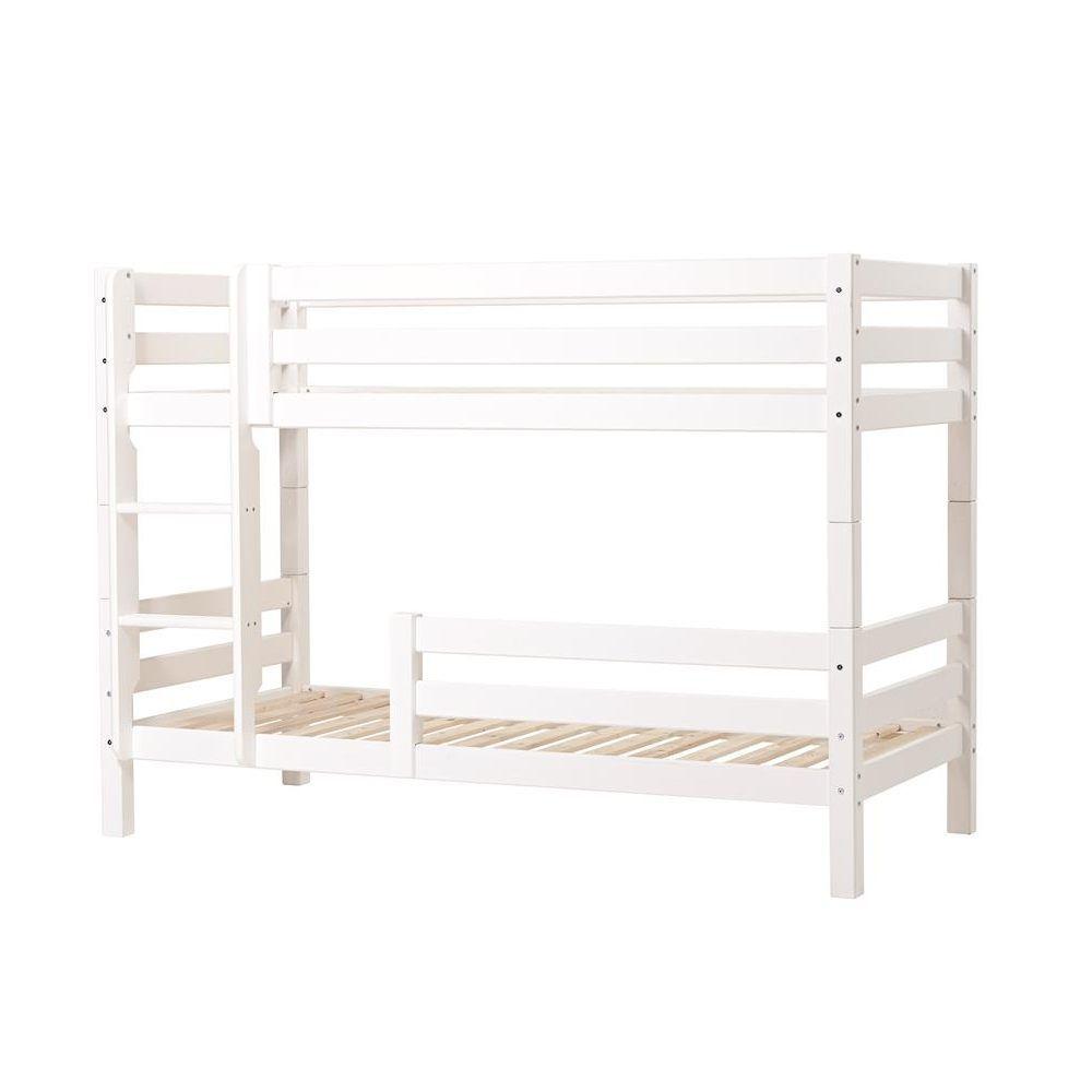 Einzigartig Bett 90x200 Weiß Sammlung Von Hoppekids Cm Premium Etagenbett Lattenrost Absturzs. Leiter