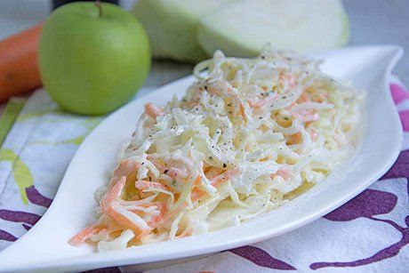 Photo of Coleslaw nach Jamie Oliver – Rezept