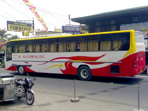 Unknown Buses