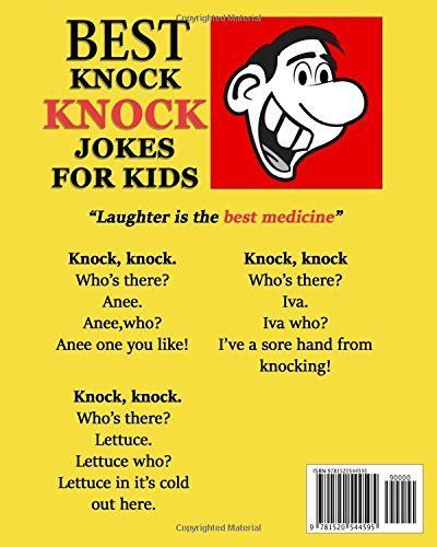 The Best <b>Knock Knock Jokes</b> for <b>Kids</b> 2017: Funny Family Friendly ...
