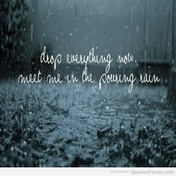 Beautiful Rainy Days Quotes With Images To Share Google Search