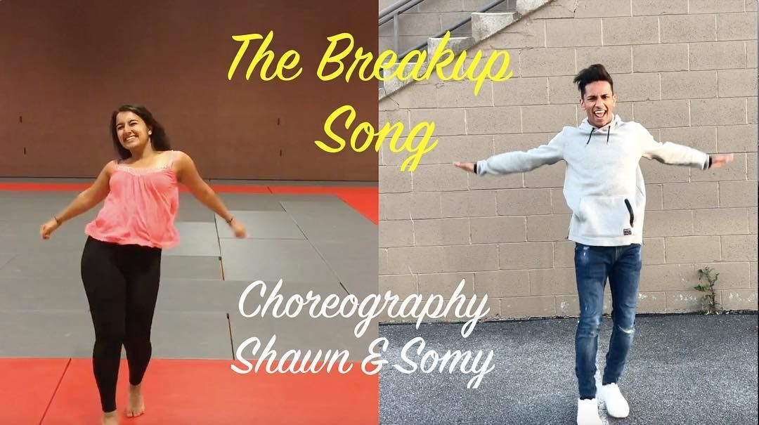 Check out our new video guys #thebreakupsong #adhm Link to the video in bio tried a new concept this time. Hope you like it! Please like comment and subscribe