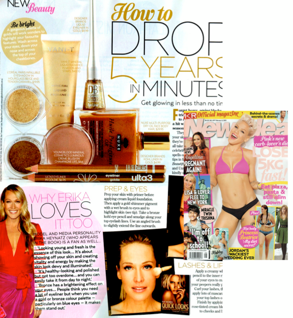 Eye spy with my little eye a Vani-T goodie in this weeks New Idea Magazine ! Can you spot our radiant beauty?