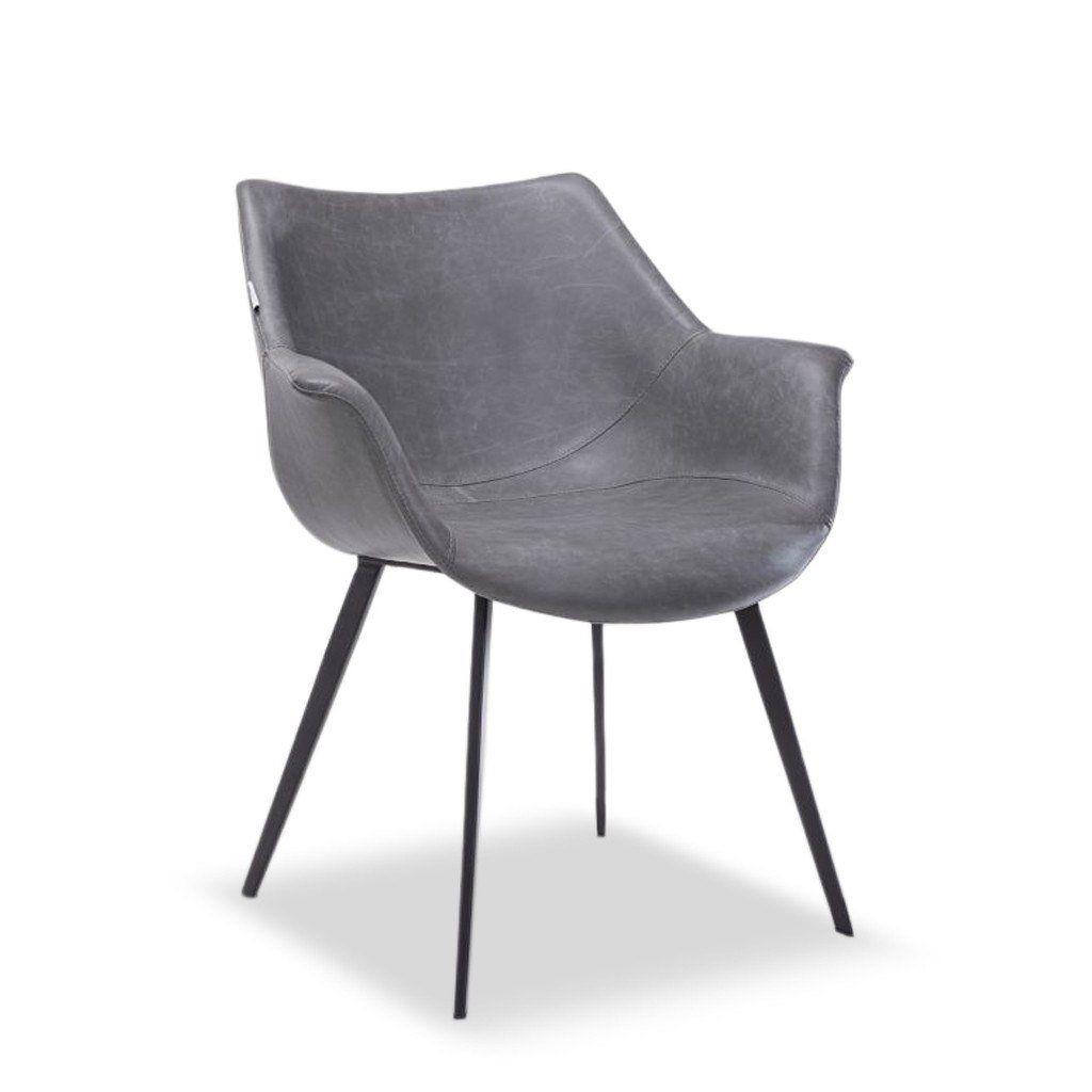 Archer tub chair metal legs metal chairs restaurant