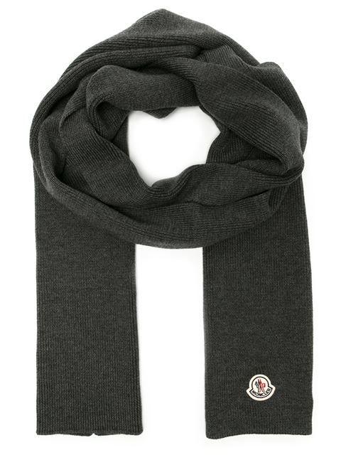 MONCLER knit scarf.  moncler  scarf  252c3370111