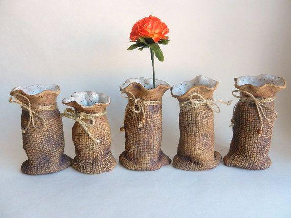 Small Ceramic Vase Pottery Vase Clay Vase Stoneware Vase Etsy Coil Pottery Clay Vase Pottery Vase