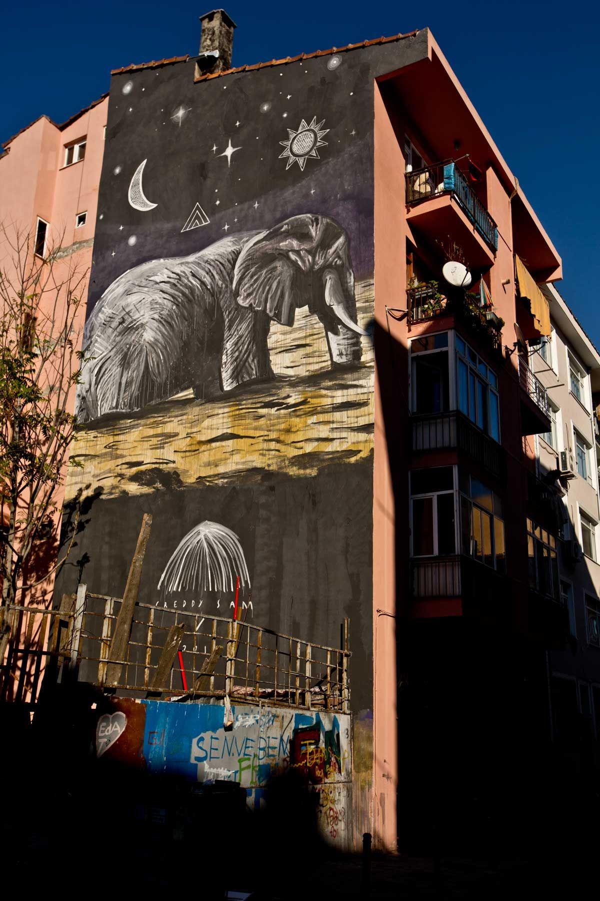 Risultati immagini per best street art istanbul
