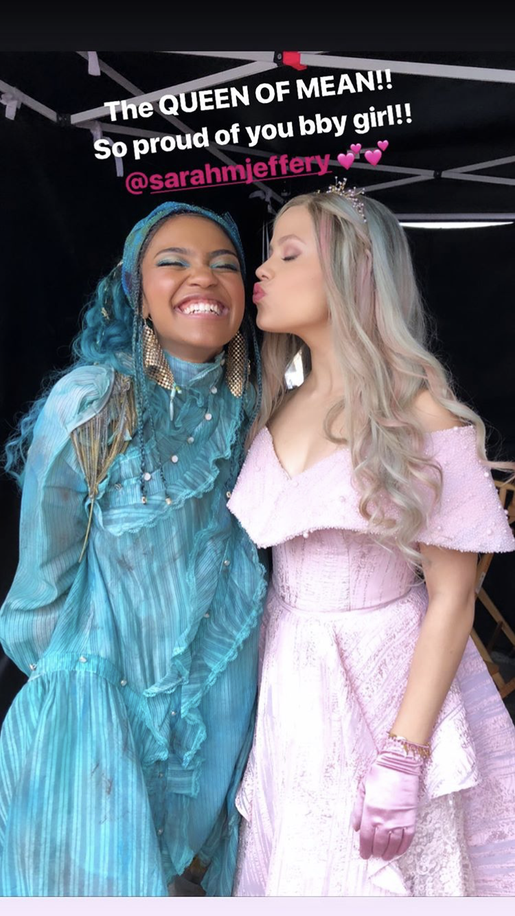 China (@chinamcclain) • Instagram photos and videos #descendants3
