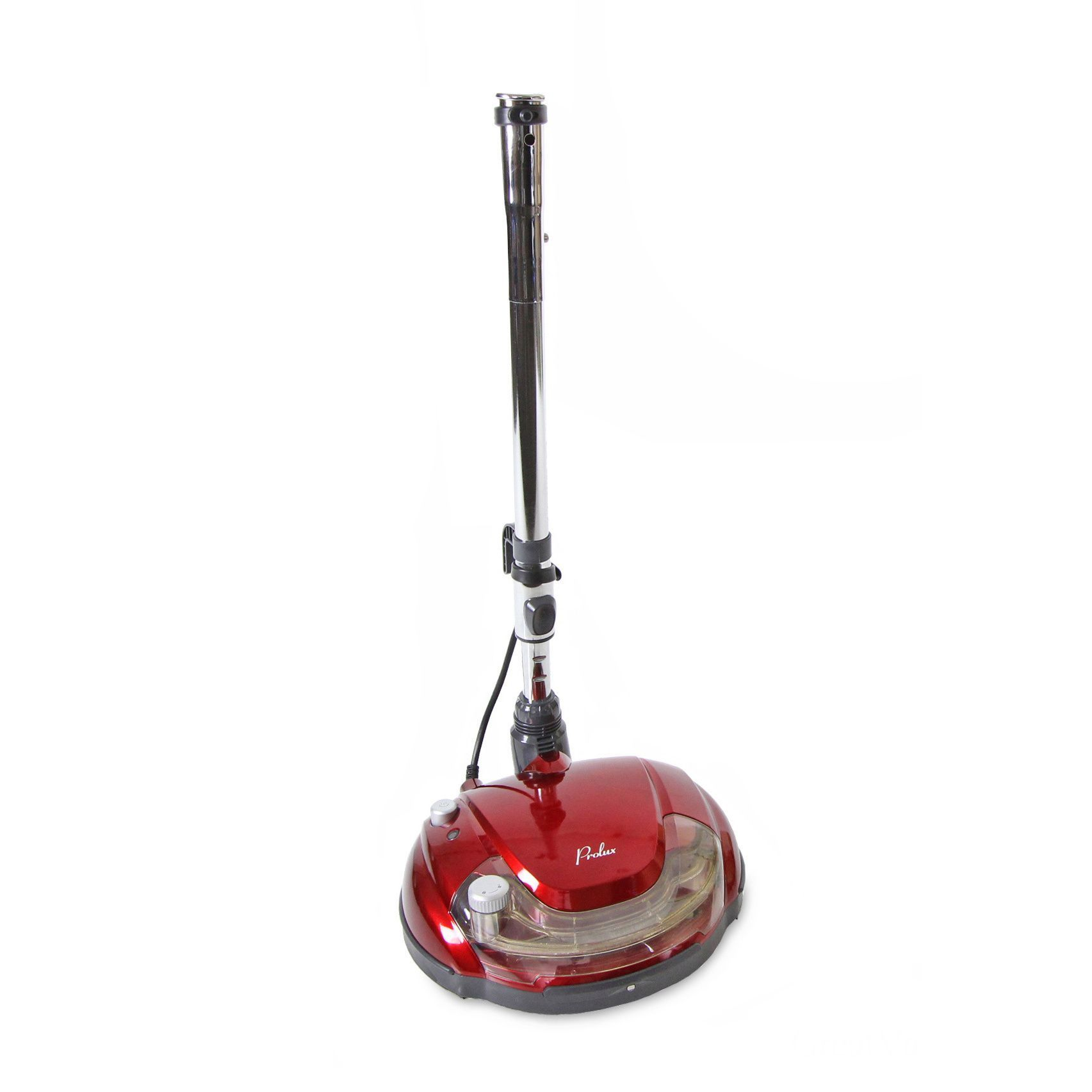 Prolux Red Hard Floor Cleaner Polisher Buffer Scrubber For