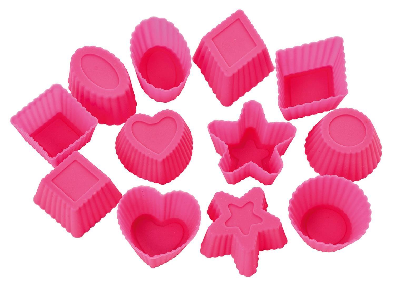 Moules à chocolat, 12 pc. - vbs-hobby.com