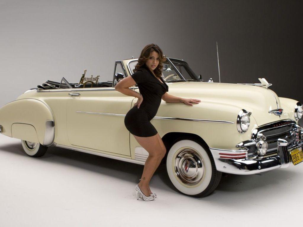 Vintage Model Car 68