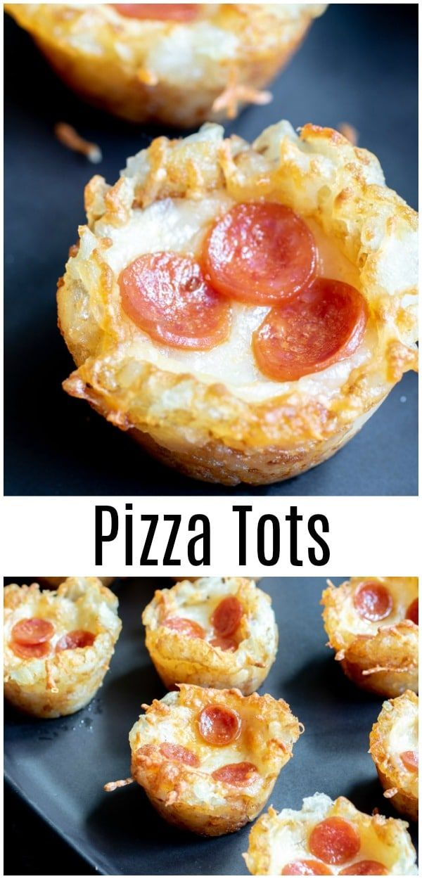 Pizza Tots   Home. Made. Interest.