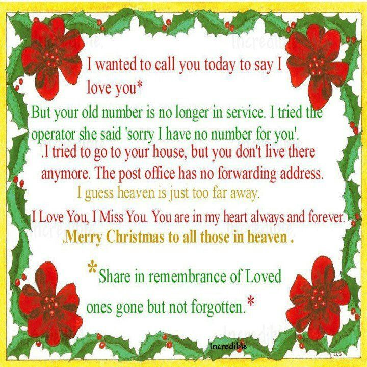 Daddy S First Christmas In Heaven Inspiration Quotes Merry Christmas To Those In Heaven I Merry Christmas Quotes I Love You Pictures Christmas In Heaven
