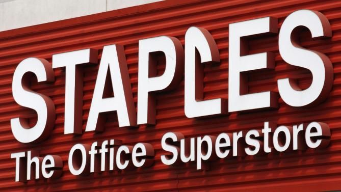 Staples Buys Office Depot For 6b To Keep Pace With Change