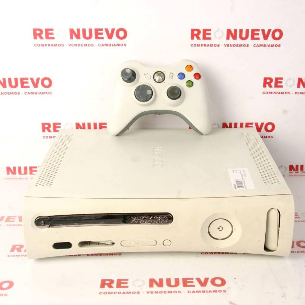Consola XBOX + MANDO de segunda mano E280568 | Tienda online de segunda mano en Barcelona Re-Nuevo