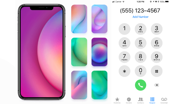 Facebook Releases Free iPhone X, iOS 11 UI Kits For