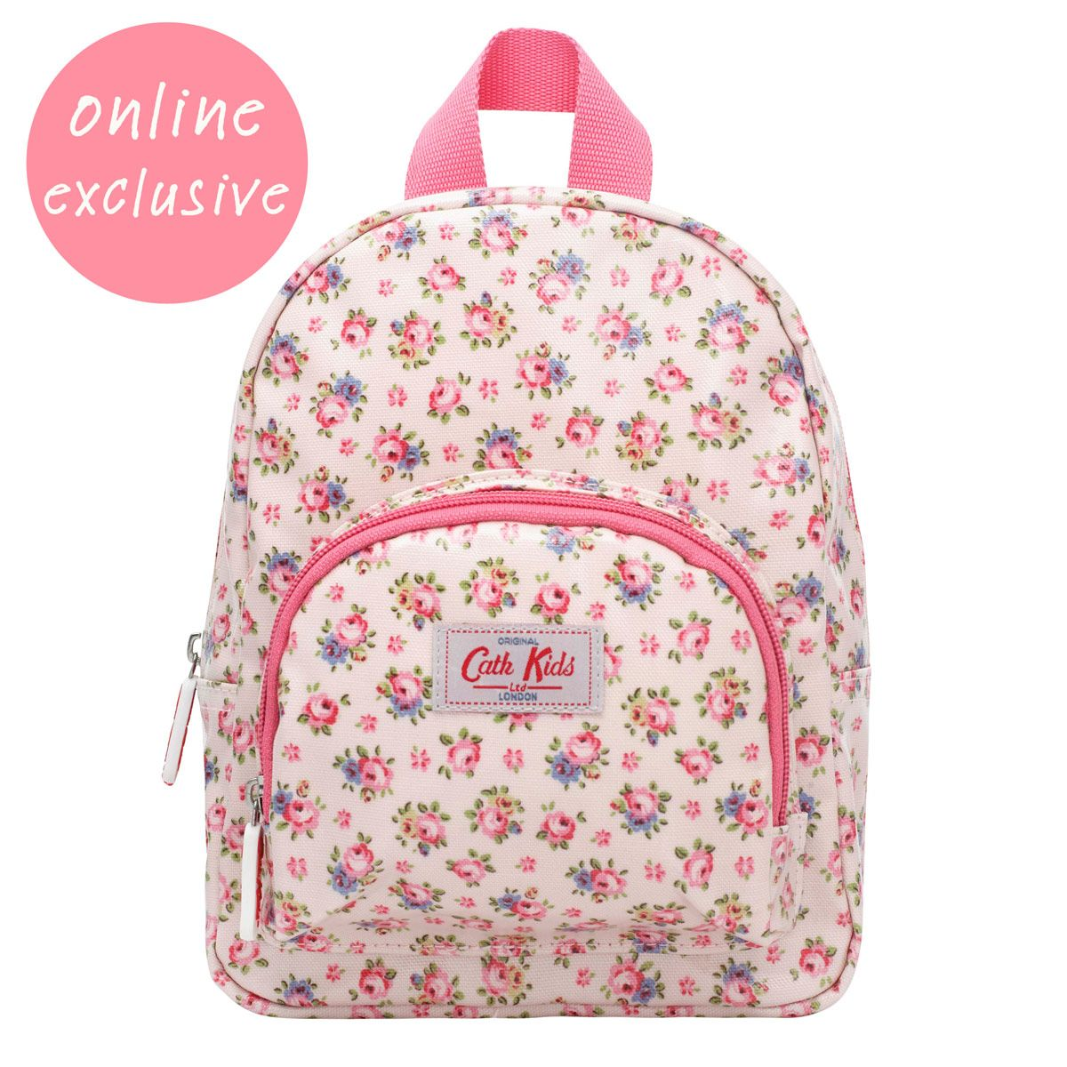 Cath Kidston Toddler Back Pack Travelling With Kids Childrens Bags Hampton Rose Mini Backpack