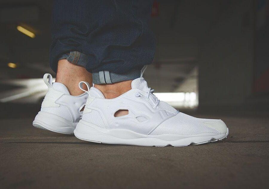 Reebok Furylite Triple White Reebok Furylite Best Sneakers Sneakers